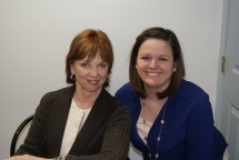 Meeting Nora Roberts!