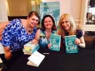 Meeting Emily Giffin for the 2nd time!