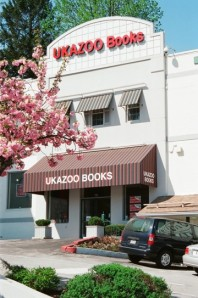 Ukazoo Books located in Towson, Maryland. (photo credit: Ukazoo Books)