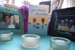 You Knew Me When by Emily Liebert (If you look closely, you'll see some pictures of some of my closest friends.)