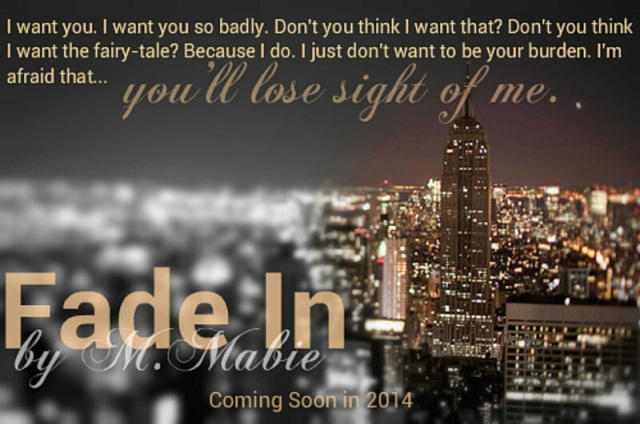Fade In Teaser!!