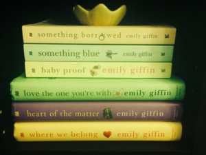 Books by Emily Giffin