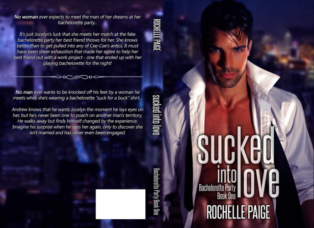 sucked into love paperback