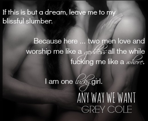 any way we want _2