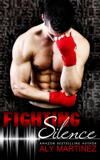 fighting silence ebook cover