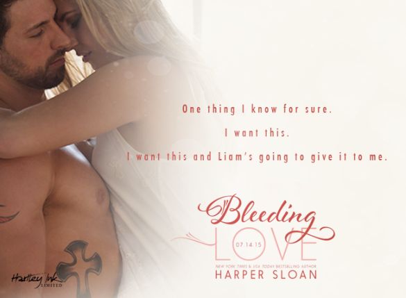 bleeding love teaser 2