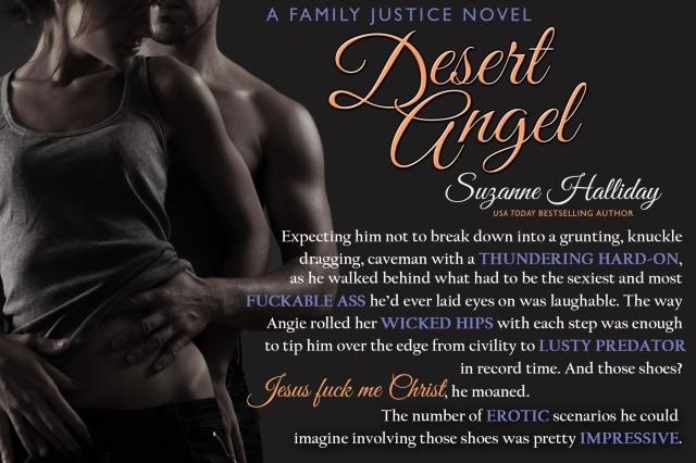 Desert Angel teaser 4