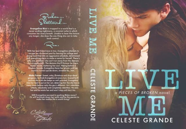 Live Me Full Wrap Cover