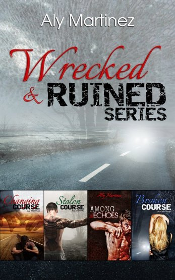 wrecked and ruined cover