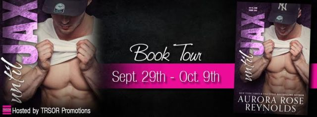 until jax book tour