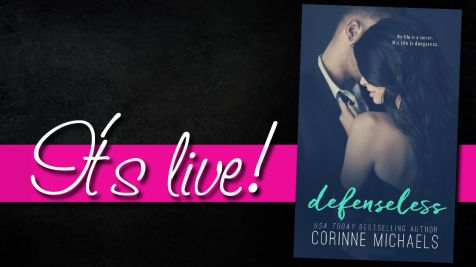 defenseless it's live
