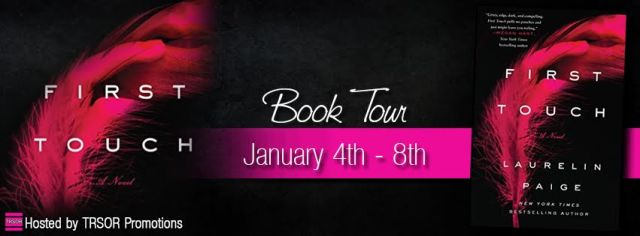 first touch book tour