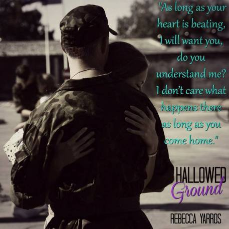 hallowed ground teaser