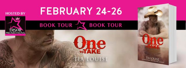 one to take book tour.