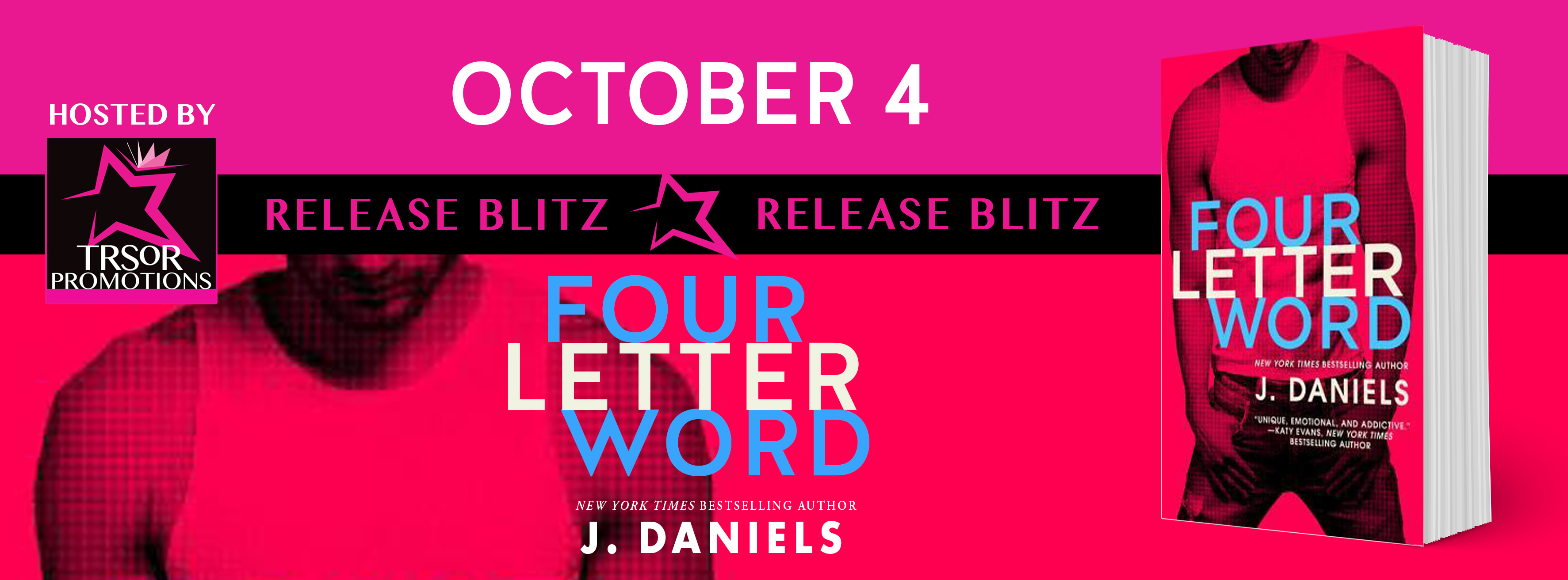 Releasing Now Four Letter Word By J Daniels The Never Ending